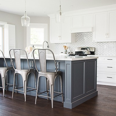 Fairchild Kitchen interior design barrie gta