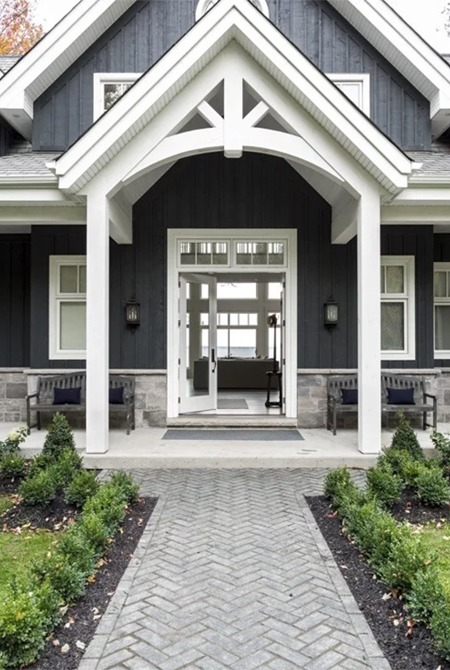 House Exterior Design Barrie Contact