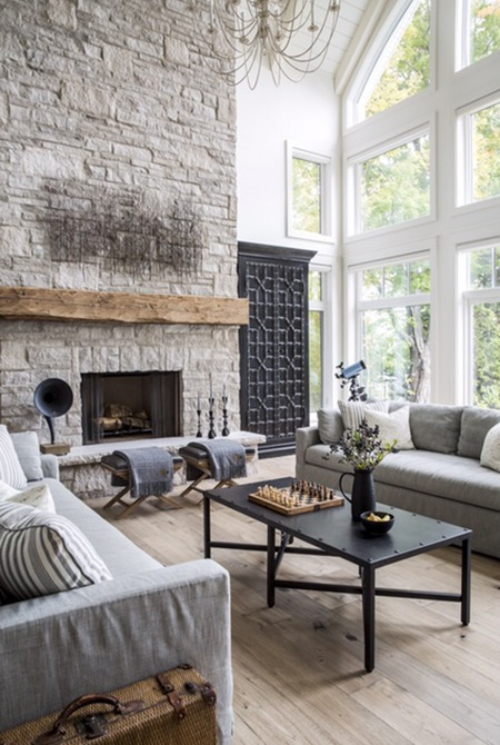 Interior Design Barrie Living room