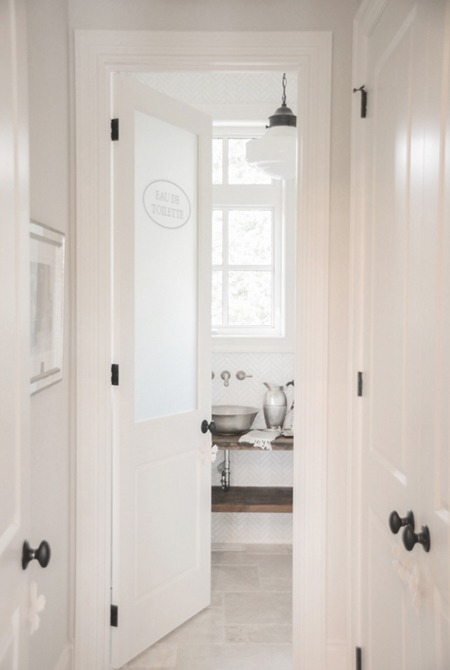 Interior Design Barrie bath room