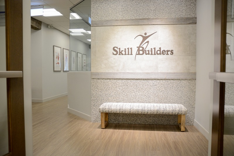 Skill Builders Physio Commercial Interior Design Barrie GTA