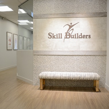 Skill Builders Physio Interior Design Barrie GTA