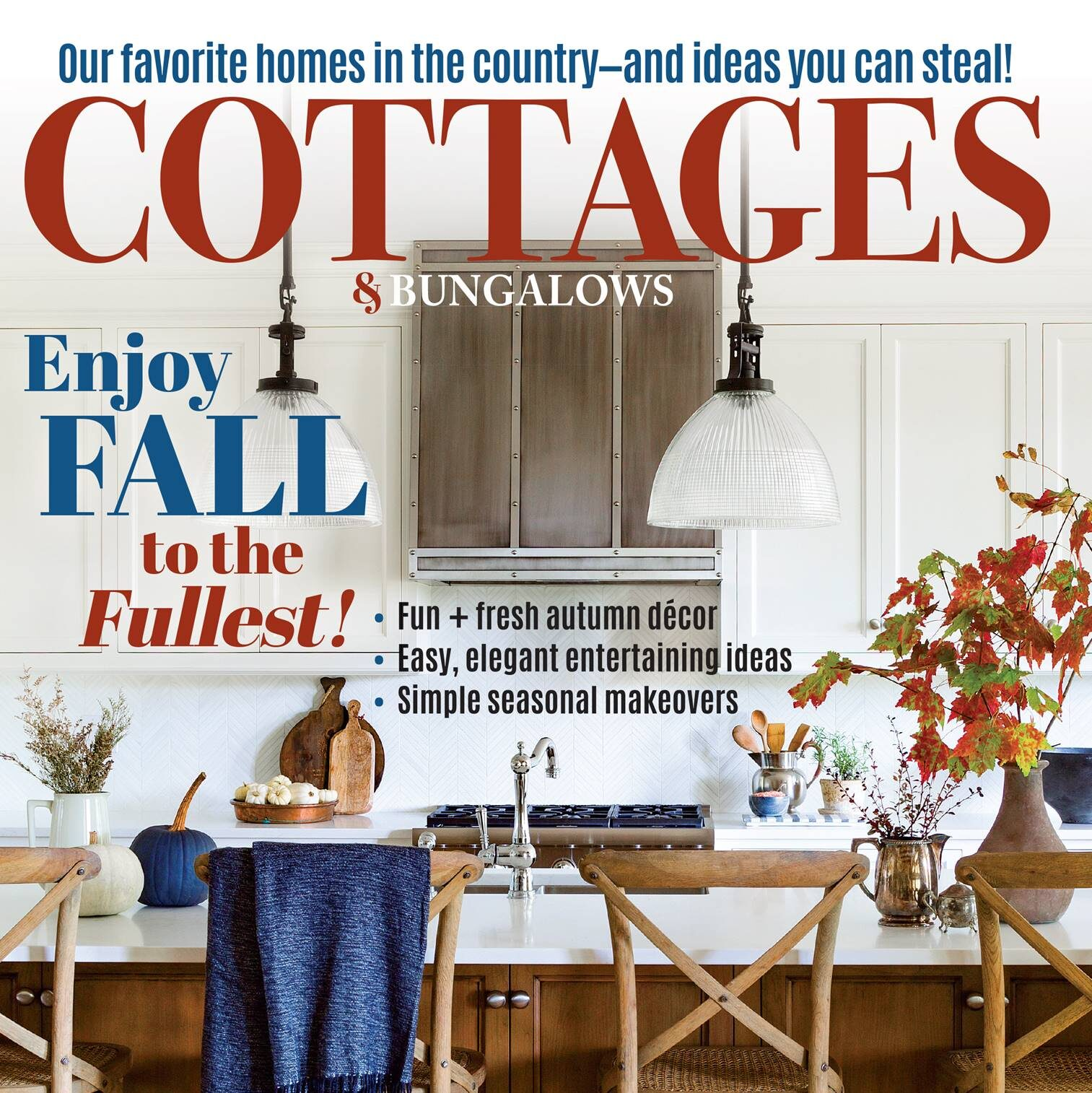 Cottages Magazine<br /> <span>November 2018</span>
